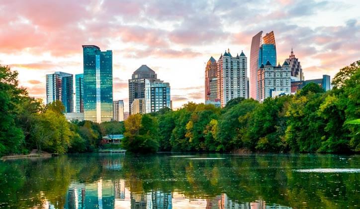Citytrip Atlanta