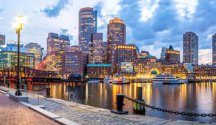 Citytrip Boston