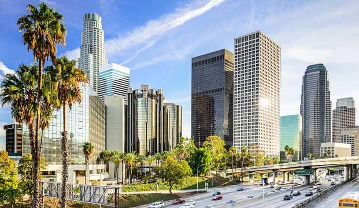 Citytrip Los Angeles