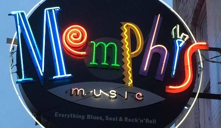 Citytrip Memphis
