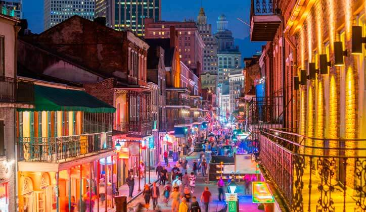 Citytrip New Orleans