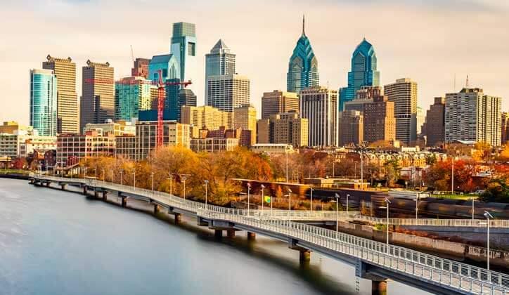 Citytrip Philadelphia