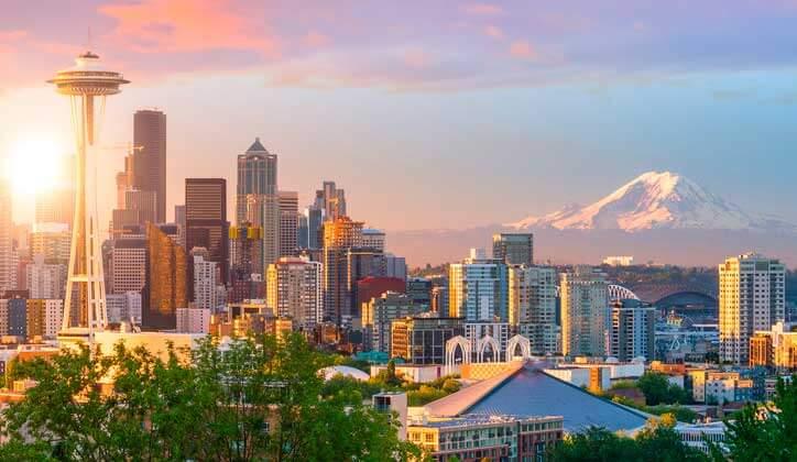 Citytrip Seattle