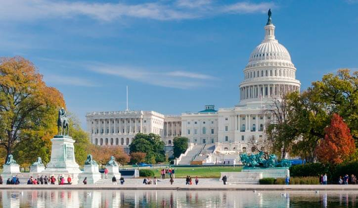 Citytrip Washington DC