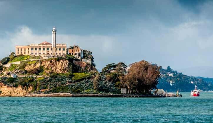 Excursie Alcatraz