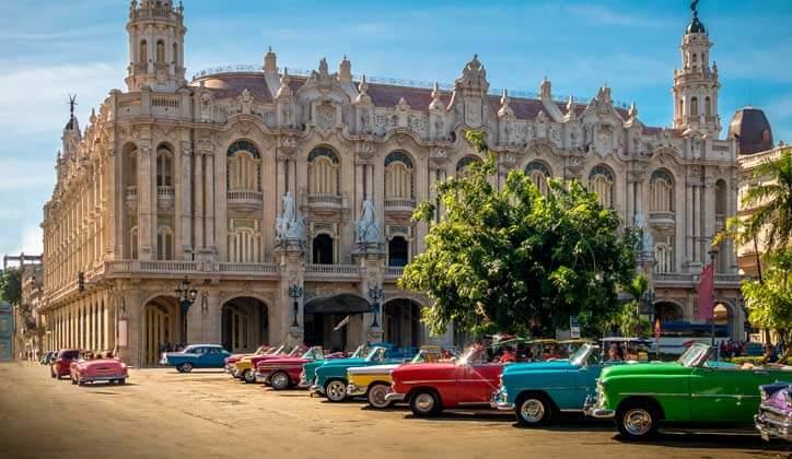 Rondreis Florida en Cuba