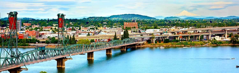 Rondreis Portland